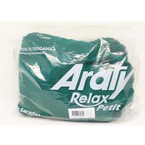 Rede De Descanso Araty Relax Petit Verde Polipropileno