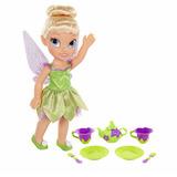 Muñeca Princesa De Colección Disney Store (campanita)