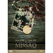 A Missão - Dvd - Robert De Niro - Jeremy Irons - Aidan Quinn