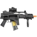 Rifle De Airsoft Eléctrico Aeg M85, De Double Eagle