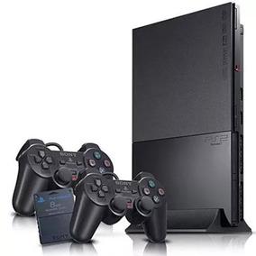 Playstation 2 Chipeadas Reacondicionadas Lente Nuevo 100%
