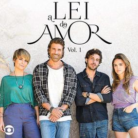Cd A Lei Do Amor Vol.1 - Novela Das Nove
