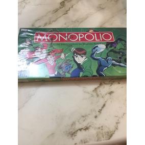 Juego Monopolio De Ben 10