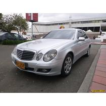 Mercedes Benz Clase E 200