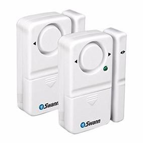 Alarma Magnética Protección Ventana O Puerta Sirena 120 Dcb