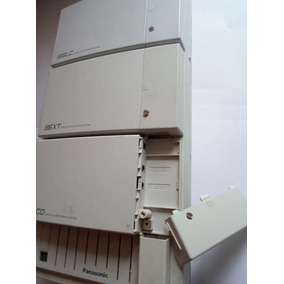 Conmutador Kx-td1232 Panasonic Por Partes