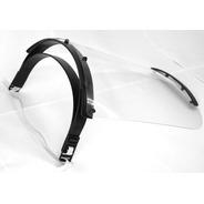 100 Face Shield - Protetor Facial Impresso Em 3d - Epi