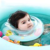 Boia De Pescoço Inflável Para Bebês Infantil Pronta Entrega