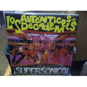 Los Autenticos Decadentes (rep. Checa Nuevo 2016) Supersonic