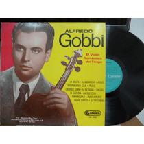 Alfredo Gobbi El Violin Romantico Del Tango Vinilo Argentino