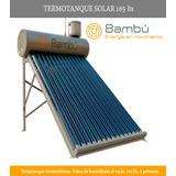 Termotanque Solar - Calefon Solar Modelo Heat Pipe 220 L