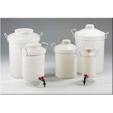 Bidon Plastico Capacidad: 50 Lts. Con Canilla