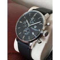 Reloj Cronografo Pagani Design Omeg Cuarzo