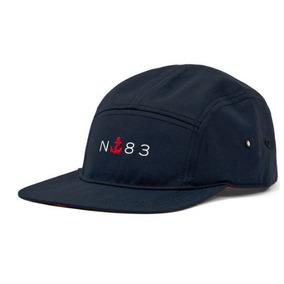 Gorra Nautica N 83 Azul Marino Osz