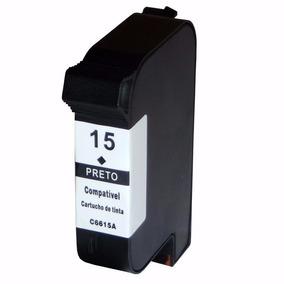 Cartucho 15 C6615nl Preto Deskjet 710c Psc-500 Deskjet 810c