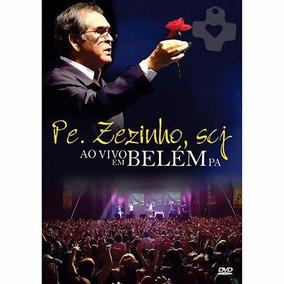 Dvd Padre Zezinho - Ao Vivo Em Belém (original E Lacrado)
