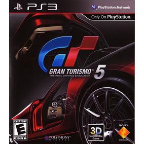 Jogo Gran Turismo 5 Ps3 Português Corrida Frete Grátis