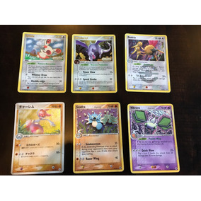 Cartas Raras De Pokemon, Impecables! Negociable