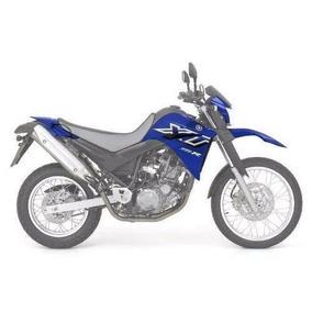 Kit De Carenagem Adesivado - Yamaha Xt 660