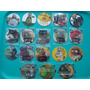 Coleccion De 18 Giga Tazos Plants Vs Zombies Del 262 Al 279