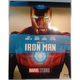 Marvel Ucm Fase 1 Iron Man Blu Ray