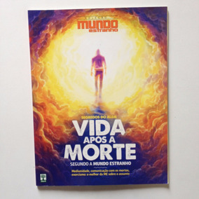 Revista Mundo Estranho Vida Após A Morte Nº 01