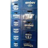 Caixa De Cerveja Vendo 2000 De Vasilhames Da Marca Ambev