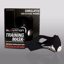 Mascara De Entrenamiento Con Filtros De Resistencia Pulmonar
