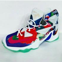 Nike Lebron 13 Caballeros