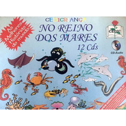 Box Infantil No Reino Dos Mares 12 Cds Original + Brinde