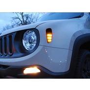Pisca Do Paralama Jeep Renegade 2015 A 2019 Led Lateral Par