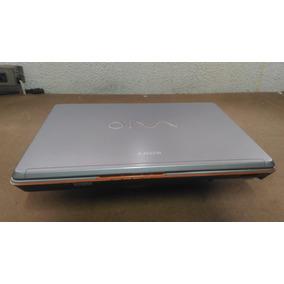 Notebook Sony Vaio Modelo Vgn-c290 - Sem Bateria