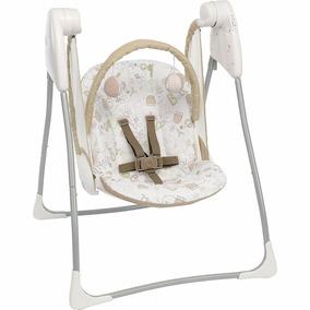 Cadeira De Balanço Baby Delight Benny & Bell - Graco