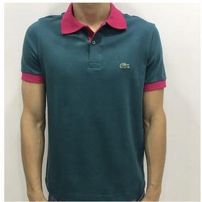 ad3468df25fe9 Polos Lacoste Live! Originais - Camisetas e Blusas no Mercado Livre ...