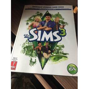 Sims 3 Guía Oficial En Inglés Ps3, Wii Y 360 Envío Gratis