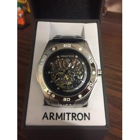 Reloj Armitron Automático Mod 20-4406svsv
