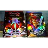 Thundercats Dvd Box Set Temporada 1 Completa Volumen 1 Y 2