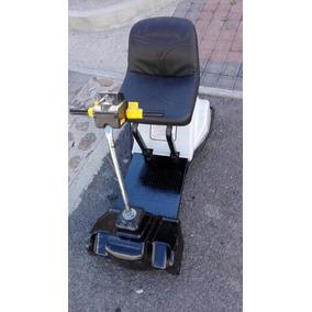 Carro Para Discapacitados Capacidad 250 Kg