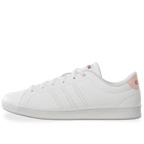 Tenis adidas Advantage Cl Qt - Bb9611 - Blanco - Mujer