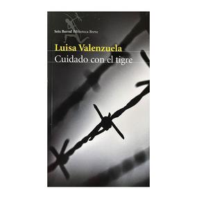 Libro Cuidado Con El Tigre, De Luisa Valenzuela