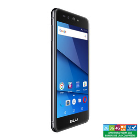 Smartphone Blu Grand Xl Lte Black Dual Sim Liberado