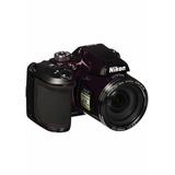 Nikon Coolpix B500 Cámara Digital, Purple + Envío Gratis