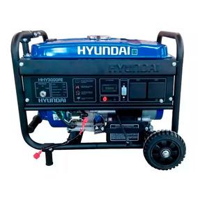 Grupo Electrogeno Generador Hyundai 3000fe 3,3 Kva 7hp - Sti