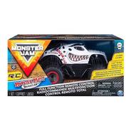 Monster Jam Monster Mutt Dalmatian Auto A Control Remoto