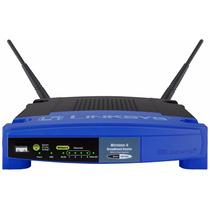 Router Wifi Linksys Wrt54gl G Broadband Con Linux Puebla
