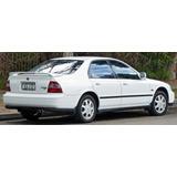 Parachoque Trasero Honda Acoord 94-97 Nuevos