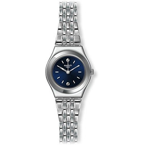 Swatch Womens Irony Yss288g Silver Stainless-steel Swiss Qua