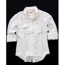 Camisas Dama Abercrombie, Hollister