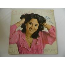 Claudia Telles 1980 Eu Voltei - Compacto Ep 22.02