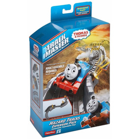 Thomas And Friends Vias Expandibles Mod. Curvas Peligrosas